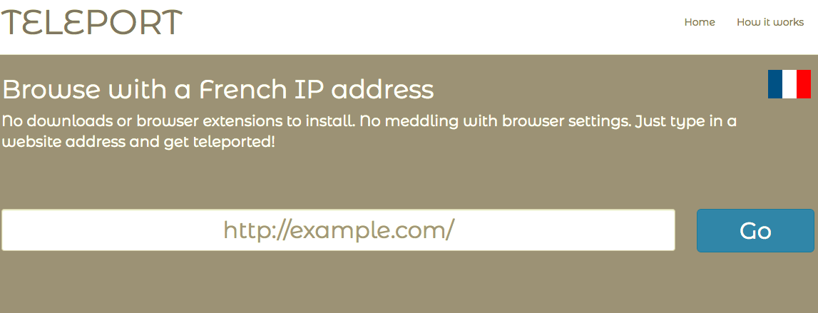 Get French IP address - 5 Ways to Change Your IP to France