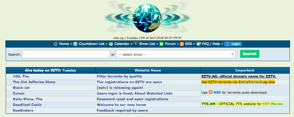 3 Best EZTV VPN Service | Get Private IP Address