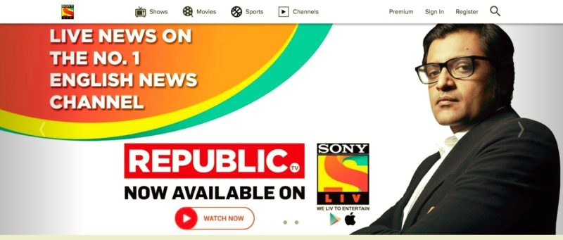 Watch Sony Liv Sports Outside of India | Unblock Sony Liv